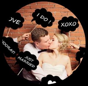 Alquiler espejo mágico bodas - Photocall